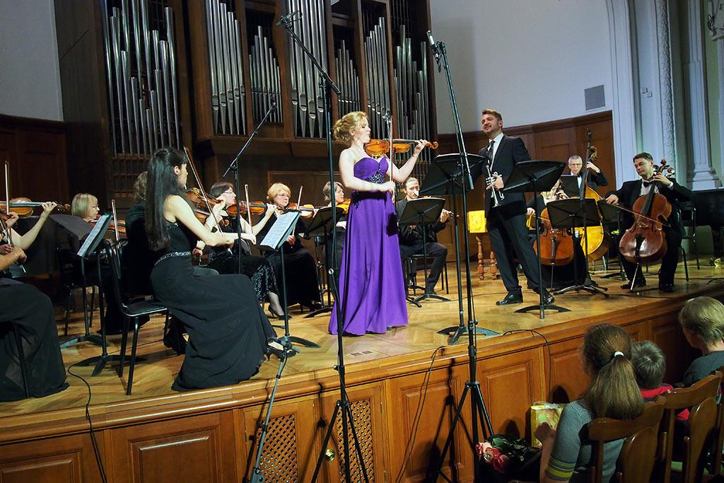Тюменский симфонический ансамбль планирует концерты в российской столице иПетербурге
