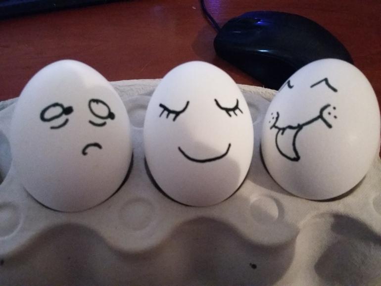 Открытки, картинки на день яйца