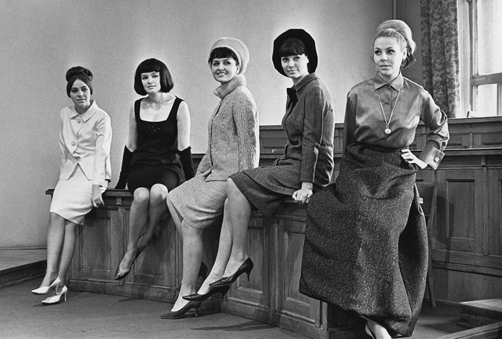 хання фото советских популярных манекенщиц опубликовала фото платье