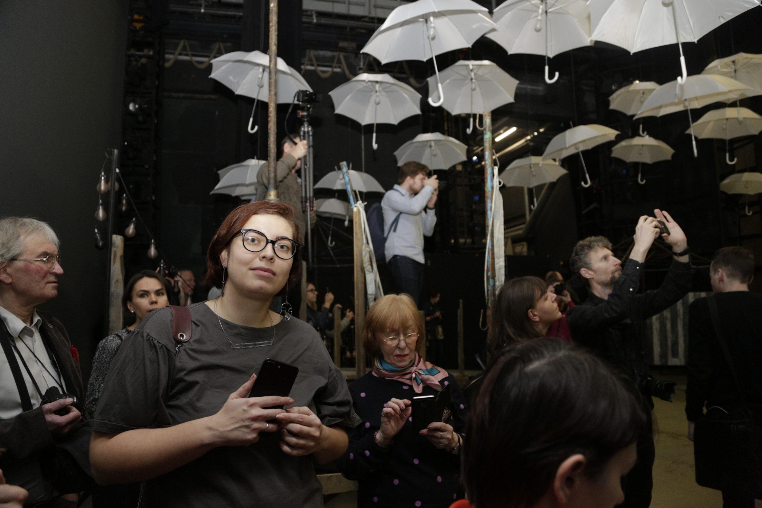 молодежный театр на фонтанке - юбилей